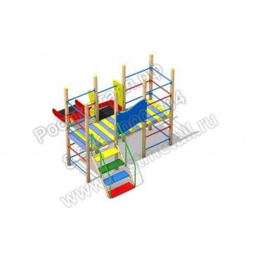 Детский игровой комплекс Мини Паром