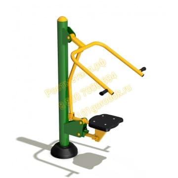 Тренажер уличный усиленный Силовой (бодибилдинг)