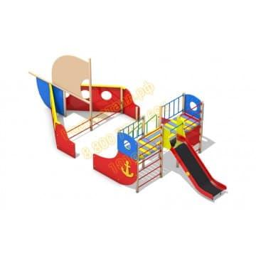 Детский игровой комплекс Корабль