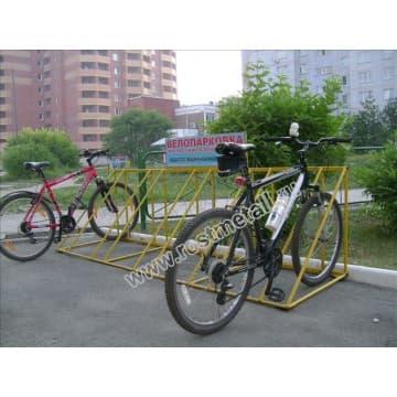Велопарковка №3