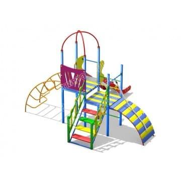 Детский игровой комплекс Крепость 02