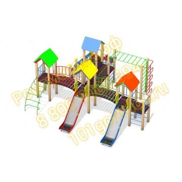 Детский игровой комплекс Нептун КБ 02