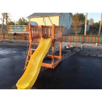 Детский игровой комплекс Сибирика Мини