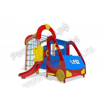 Игровой комплекс для детей Служба спасения