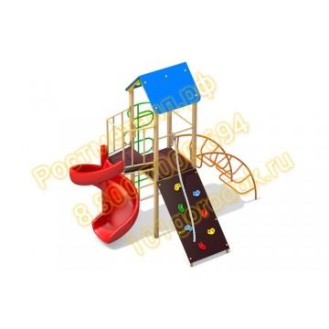 Детский игровой комплекс Идальго 1.5