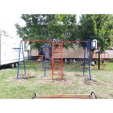 Детский спортивный комплекс Комби 4