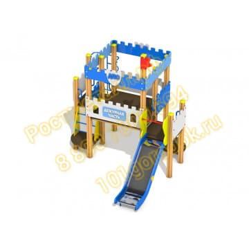 Детский игровой комплекс Пост ДПС