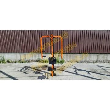 Тренажер уличный Баттерфляй одинарный КВ