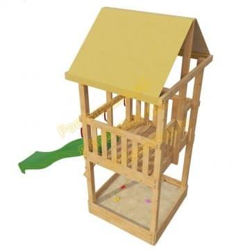 Детский игровой комплекс 2-й элемент