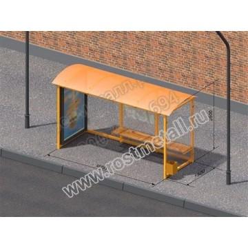Автобусная остановка Премиум