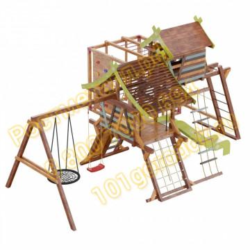 Игровой комплекс Сет Хижина Аквитания-Фару