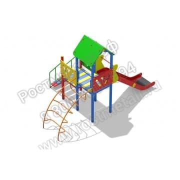 Детский игровой комплекс Пост