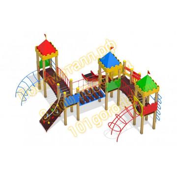 Детский игровой комплекс № 2