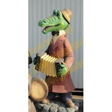Сказочный персонаж Крокодил Гена
