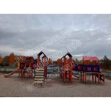 Детский игровой комплекс Гулливер
