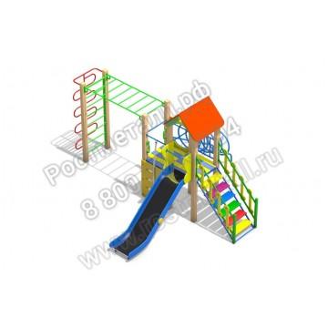 Детский игровой комплекс Эльдорадо КБ