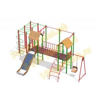 Детский игровой комплекс Солярис ЭКО