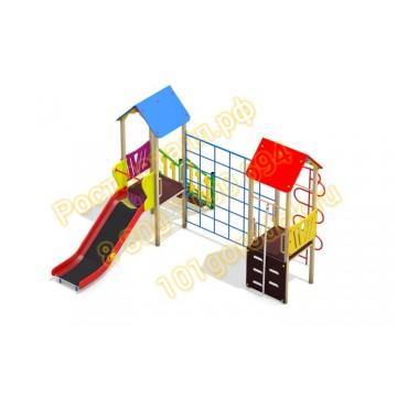 Детский игровой комплекс Мини Застава