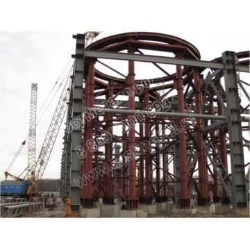Строительные и промышленные металлоконструкции