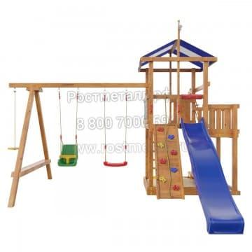 Детский игровой комплекс Бретань 2018