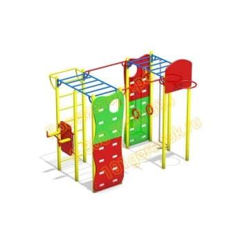 Детский спортивный комплекс Геркулес 02