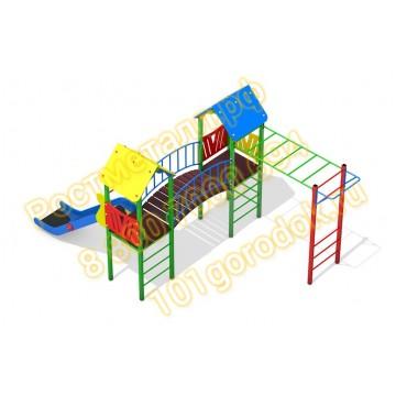 Детский игровой комплекс Луна