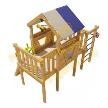 Детский игровой чердак Винни для дома и дачи