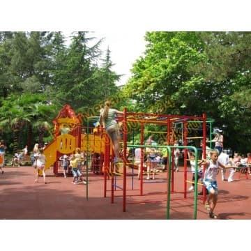 Детский спортивный комплекс Блок