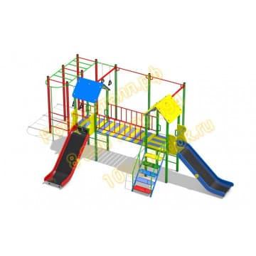 Детский игровой комплекс Солярис 02