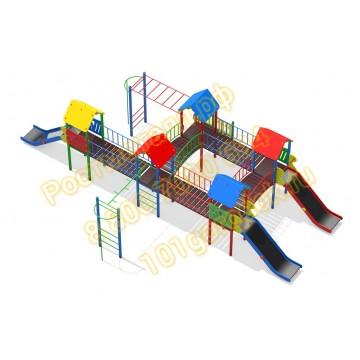 Детский игровой комплекс Идальго 8