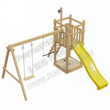 Детский игровой комплекс 1.0-й элемент