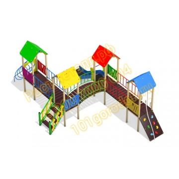 Детский игровой комплекс Мини Переход