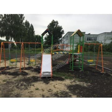 Детский игровой комплекс Австрия 06