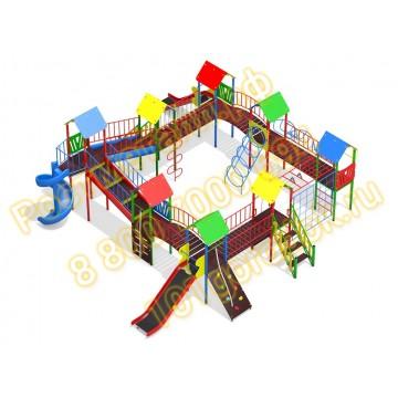 Детский игровой комплекс Городок № 2