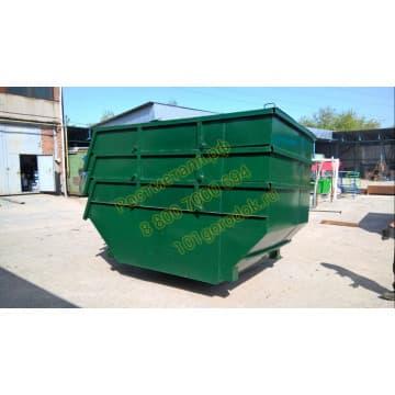 Бункер контейнер для мусора объемом 7 м3