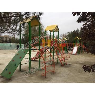 Детский игровой комплекс Австрия 08