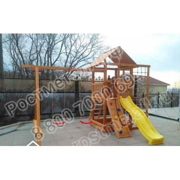 Детский игровой комплекс Сибирика спорт