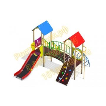 Детский игровой комплекс Мини Идальго 4