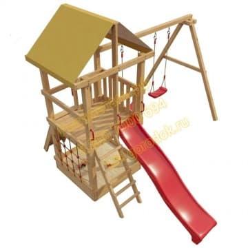 Детский игровой комплекс 4-й элемент