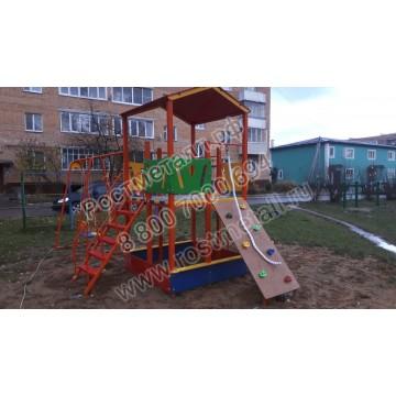 Детский игровой комплекс Форт Боярд