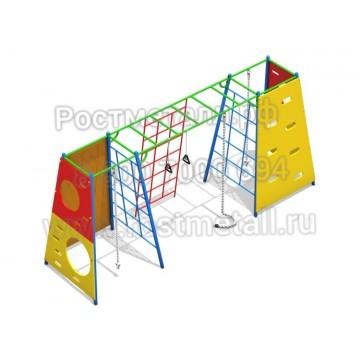 Детский гимнастический комплекс Скалолаз