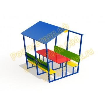 Игровая беседка Дворовая для детей