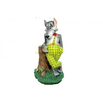 Сказочный персонаж Серый волк