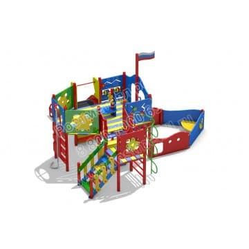 Детский игровой комплекс Корабль 02