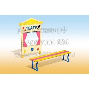 Модель Театр