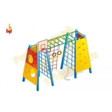 Детский гимнастический комплекс Скалолаз 02
