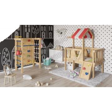 Детский игровой чердак Базз  для дома и дачи