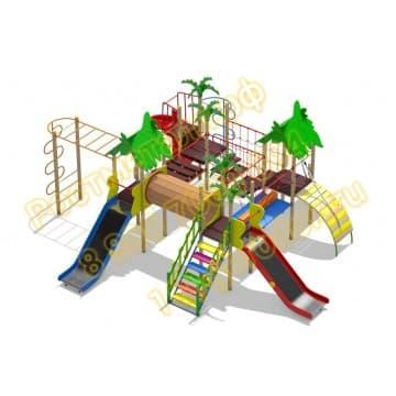 Детский комплекс Тропикана