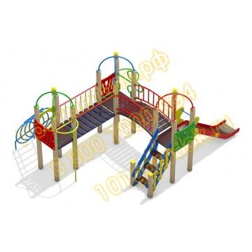 Детский игровой комплекс Сфера КБ