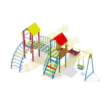 Детский игровой комплекс Плутон 03